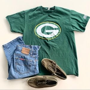 (193) Greenbay Packers NFL Tee